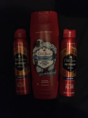 Old Spice bundle for Sale in Seattle, WA