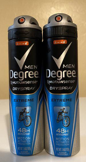 Degree Men $8 for both! for Sale in Surprise, AZ