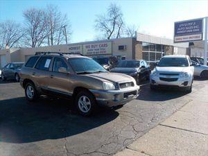 2004 Hyundai Santa Fe for Sale in Roseville, MI
