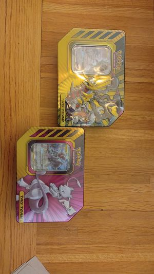 Pokemon collector tin for Sale in Gulfport, FL