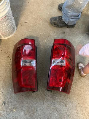 Tail lights suburban 2013 for Sale in Corona, CA