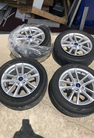 Ford Focus rims and tires for Sale in BVL, FL