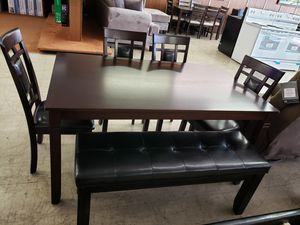6pc Table for Sale in Weslaco, TX