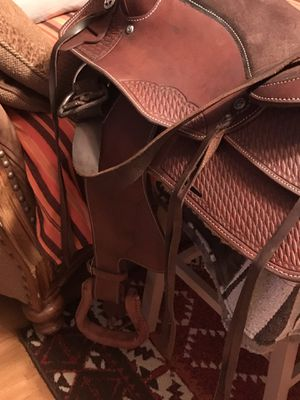 Western Horse Saddle for Sale in Elm City, NC