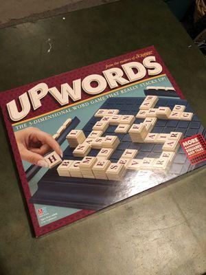 Upwords Board Game for Sale in Philadelphia, PA