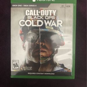 Call of Duty Black Ops Cold War for Sale in Raleigh, NC