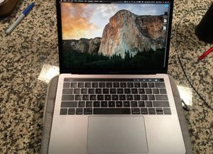 2016 Macbook Pro PLEASE READ DESCRIPTION for Sale in Raleigh, NC