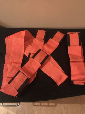 Forman Forklift Lifting Straps/ Hump Straps for Sale in Middle River, MD
