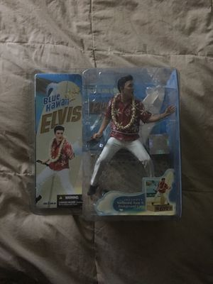 Elvis Presley Blue Hawaii Action Figure McFarlane Toys Elvis #6 toy 2006 for Sale in Garden Grove, CA