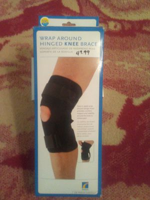 New 3Xl hinged knee brace for Sale in Tempe, AZ