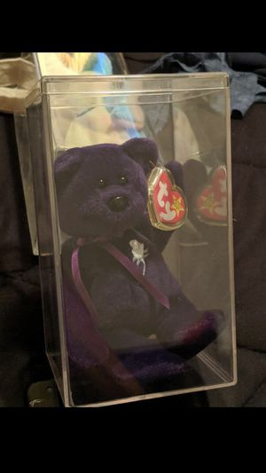 Rare Beanie babies for Sale in Chelsea, MA