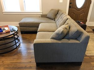 Sectional Couch Sofa and Chair for Sale in Richmond, VA