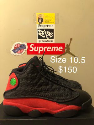 13's Bred, Size 10.5 $150 for Sale in East Riverdale, MD