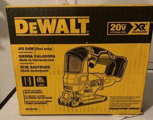 Dewalt Jigsaw Brushless XR 20V for Sale in Norwalk, CA
