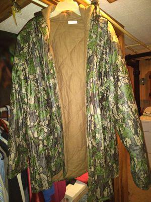 Mens Trebark Camo Rain Coat for Sale in Smyrna, GA