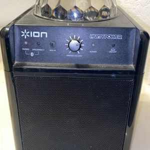 Ion Party Power Speaker for Sale in Las Vegas, NV