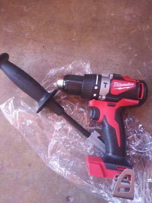 Milwaukee brusheless18v hammer drill for Sale in San Diego, CA