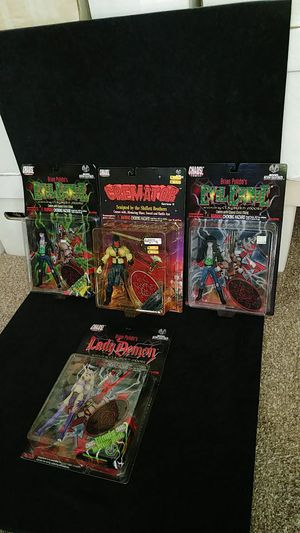 Evil Ernie/Lady Death action figure lot for Sale in Beaverton, OR