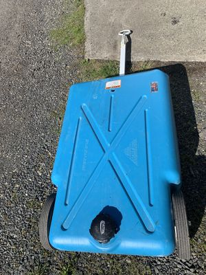 Portable camping sewage tank for Sale in Snohomish, WA
