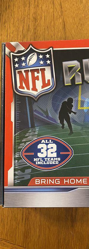 NFL Rush Zone board game (half price) for Sale in Phoenix, AZ