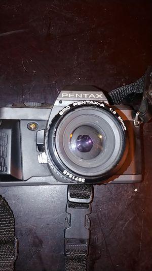 Pentax P30 film camera with 50 mm for Sale in Marietta, GA