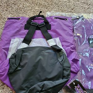 New Xena Warrior Princess Official Drawstring Sport Duffle Over Shoulder for Sale in Sumner, WA