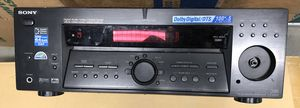 Vintage Sony STR-DE575 FM Stereo AM Cinema Control Center AV Receiver for Sale in Lanham, MD