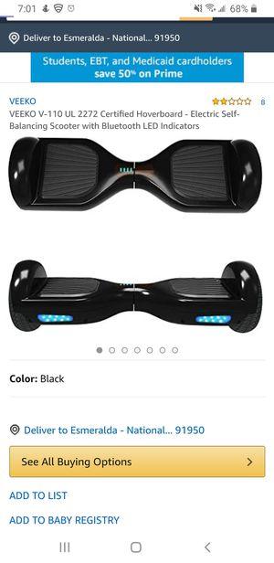 Veeko 102 hoverboard for Sale in Chula Vista, CA