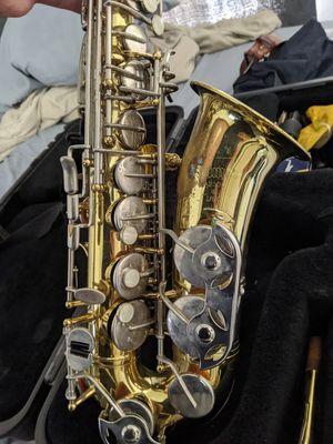 Alto saxophone Selmer for Sale in Los Angeles, CA