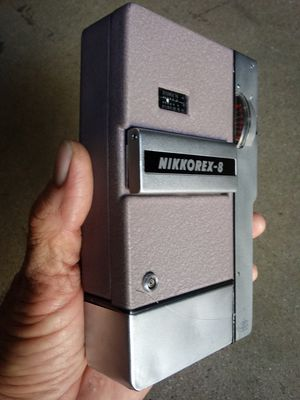 """Nikkorex-8 circa@1959 with Case *Display/As-is!"""" for Sale in Chino, CA"""