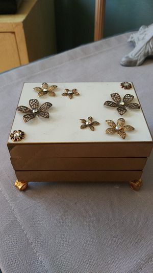 Antique stack trinket box for Sale in San Bruno, CA