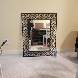 Antique MCM big mirror for Sale in Mercer Island, WA