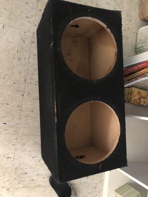 Sub box for Sale in Tacoma, WA