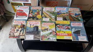 1950's popular mechanics magazines. for Sale in Denton, TX