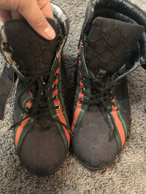 Authentic Gucci shoes for Sale in Denver, CO
