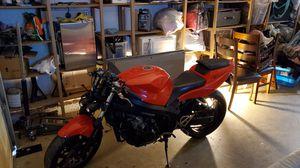 2004 triumph Daytona 600 tradetrade trade trade for Sale in Moreno Valley, CA
