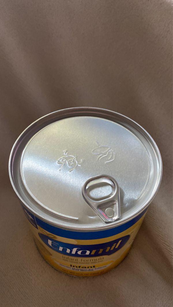 Enfamil formula 2 cans