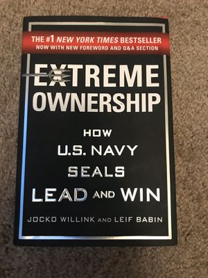 Extreme Ownership Book for Sale in Henderson, NV