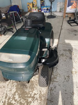 Tractor craftsman run cuts for Sale in Blue Island, IL