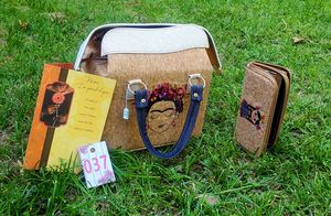 Bolsas artesanales de caucho y yute for Sale in Charlotte, NC