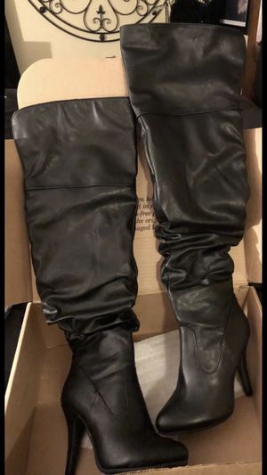 Boots - Thigh High size 7 for Sale in Aurora, CO