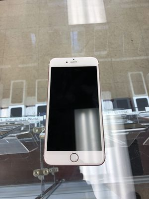 iPhone 6s Plus Rose gold 64GB Unlocked for Sale in Henrico, VA