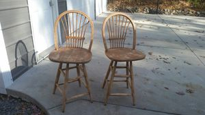 Distressed barstools for Sale in Apex, NC
