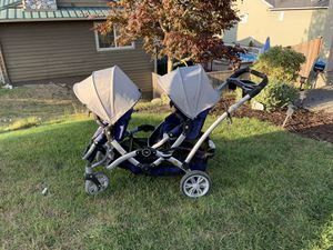 Kolcraft Contours double stroller for Sale in Spanaway, WA