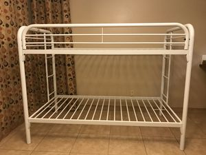 Twin size bunk beds for Sale in Victorville, CA