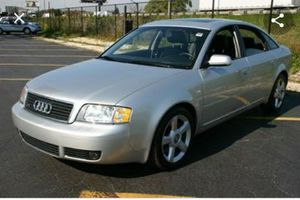 2003 audi a6 3.0 for parts or whole bad tranny for Sale in Eatonville, WA
