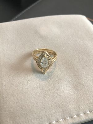 Engagement ring and band for Sale in Belmont, NC