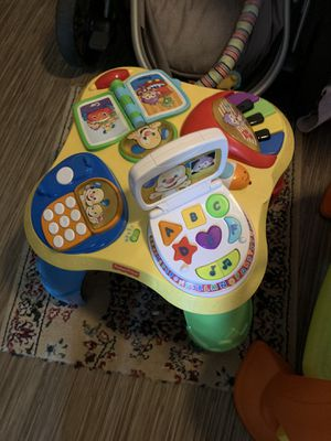 Fisher price musical table toy for Sale in Federal Way, WA