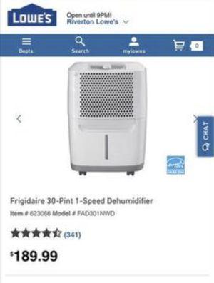 Dehumidifier for Sale in Riverton, UT