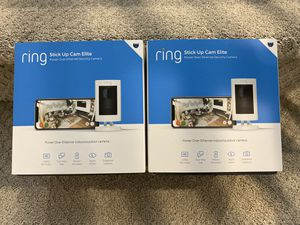BRAND NEW - 2 Ring Stick Up Cam Elites for Sale in Seattle, WA